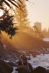 IMG_8566 (michael.mcc) Tags: sunset beach australia queensland goldcoast burleighheads