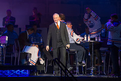 Ron MacLean - Edmonton Oilers 1984 Stanley Cup Reunion