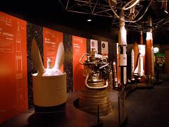 "NASA Rockets display incl Saturn V (RL-10) Titan 2 • <a style=""font-size:0.8em;"" href=""http://www.flickr.com/photos/34843984@N07/15523093926/"" target=""_blank"">View on Flickr</a>"