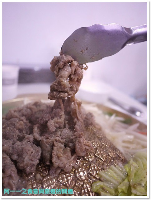 捷運行天宮站美食韓劇韓式料理東輝韓食館土豆豬骨湯銅板烤肉image022