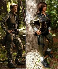 Masquerade (Szalinski) Tags: soldier doll sharon cylon rd1 photochallenge b6 f13 realdoll b6f13 f13b6