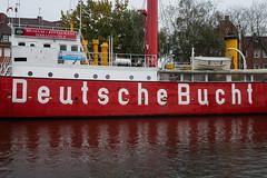 """Feuerschiff """"Amrumbank"""" (G_Albrecht) Tags: deutschland europa ship urlaub verkehr schiff freizeit deu emden niedersachsen feuerschiff dedeutschland spezialschiff"""