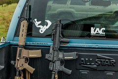 AR-15 Modern Muskets (S.Dobbins) Tags: club arms kentucky daniel battle armory defense development spikes comp ar15 accurate kac tactical magpul elzetta