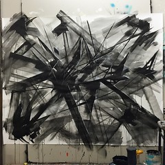 First time in the studio for over a month (been busy with life admin) 190x150 large scale sketching... #stendec #graffuturism #gammaproforma #abstract #freestyle #geometry (s-t-e-n-d-e-c) Tags: life abstract art scale illustration studio for freestyle with time geometry over sketching large first been busy month admin stendec gammaproforma graffuturism wwwstendeccom 190x150