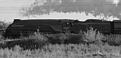 The Jubilee Requiem (P.A.King) Tags: train newcastle track transport tracks steam streamlined kingscross a4 peterborough trainspotting steamtrains eastcoastmainline ecml 60009 unionofsouthafrica a4class a4pacific steamintheuk thejublieerequiem