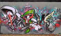 DSC_1800 (rob dunalewicz) Tags: 2014 atlanta graffiti tags totem vs totem2 tatscru