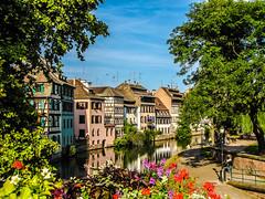 Petite France (Strasbourg) (K r y s) Tags: france topf25 geotagged strasbourg alsace autofocus