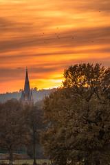 27. Oktober - Lichter über Hanstedt