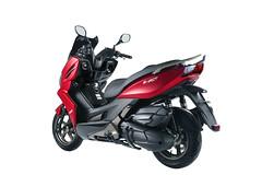 K-XCT-estudio-300i-Roja-3-4-Tras-Izq (KYMCO Espaa) Tags: scooter 300 abs kymco kxct