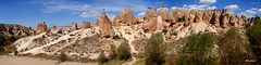 Topography of Cappadocia (altamons) Tags: trip travel vacation holiday turkey holidays cappadocia greme altamons