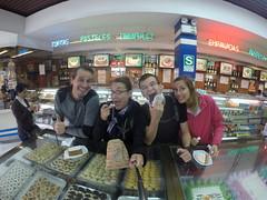 Photo de 14h - Pause gourmande (Lima, Pérou) - 16.06.2014