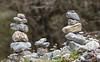 Cretan cairns (kimbenson45) Tags: brown white nature rocks stones cairns piles rockpiles piledup