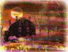 Dark House (Rusty Russ) Tags: moon house color tree google photoshop flickr bing daum yahoo image stumbleupon facebook getty national geographic magazine creative creativity montage composite manipulation hue saturation flickrhivemind pinterest reddit flickriver t pixelpeeper blog blogs openuniversity flic twitter alpilo commons wiki wikimedia worldskills oceannetworks ilri comflight newsroom fiveprime photoscape winners all people young photographers paysage artistic photo