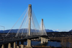 Port Man Bridge Feb 26 2017 01 (richardjack57) Tags: portmannbridge surrey lowermainland panorama britishcolumbia bridge coquitlam canon eos 6d canonzoom70200