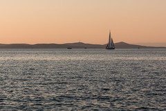 Released (Anthony P26) Tags: boat category erdek places seascape sunset transport travel turkey sails ripples waves canon1585mm canon70d canon coast coastal coastline seaside travelphotography landscapephotography evening peace serene serenity outdoor scenery scenic islands