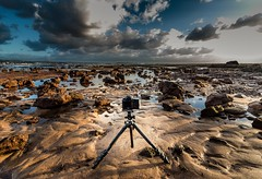 Finding my inspiration (Martin Snicer Photography) Tags: clouds inspiration tripod canon 70d dslr manfrotto australia rocks martinsnicer findingmyinspiration