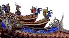 寺廟的建築藝術 Temple of architectural art (rightway20150101) Tags: temple architectural art 寺廟 建築 藝術 taichung taiwan 樂成宮