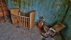 Rose's Farmhouse (61) (Darryl W. Moran Photography) Tags: urbandecay abandonedfarmhouse frozenintime leftbehind oldfarm urbex urbanexploration darrylmoranphotography oldfurniture