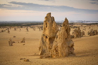 Sunset at The Pinnacles, Western Australia