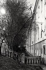 Напротив высотки на Котельнической (Dmytro Shishkin) Tags: москва россия рассвет ночь moscow russia sunset canoneosm2 canon 1855 is stm