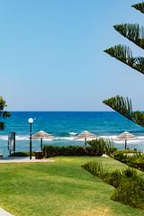 Seascape (Oleksandr Reva) Tags: 2012 agkisaras crete greece hersonissos mediterraneansea sea summer coastline