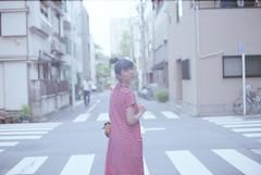 life (eripope) Tags: film fujiflim400 canonae1 model tokyo girl lifestyle room