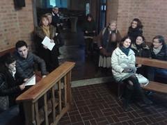"""19.02.2017 al termine della Messa incontro con catechiste e educatori per programmare la Quaresima e la visita di Papa Francesco • <a style=""""font-size:0.8em;"""" href=""""http://www.flickr.com/photos/82334474@N06/33379727472/"""" target=""""_blank"""">View on Flickr</a>"""