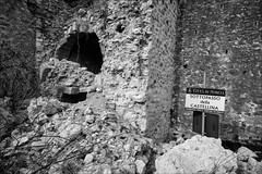 30 foto da Norcia (andaradagio) Tags: umbria andaradagio bianconero terremoto norcia italia italy