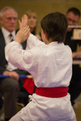 IMGP5567-e (anjin-san) Tags: karate shotokan emptyhand kihon kata kumite 2ndkyu brownwhitebelt martialart martialarts character sincerity effort etiquette selfcontrol hertfordshire england unitedkingdom uk greatbritain gb proudfather result bassaidai karatedofederation4thopenchampionship kdfoden2017 championship competition karatecompetition karatechampionship barking london barkingabbeyschool woodbridgerd middlesex tigersshotokankarate tigerskarate 2017