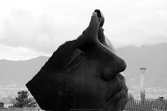Igor Mitoraj Exhibition at Pompeii (Rick & Bart) Tags: italy italia campania naples pompeii historic unescoworldheritage roman rickvink rickbart canon eos70d igormitoraj sculpture statue art bronze