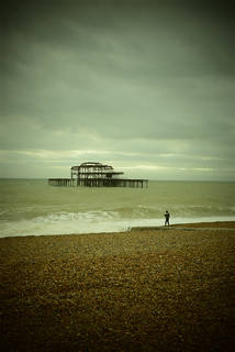 West Pier Brighton.