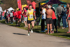 DSC_1331 (Adrian Royle) Tags: birmingham suttoncoldfield suttonpark sport athletics running racing action runners athletes erra roadrelays 2017 april roadracing nikon park blue sky path