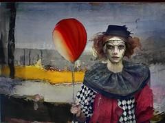 payaso (skizo39) Tags: payaso clown balloon collage layers art digitalprocessing digitalart digitalpainting photomanipulation colors colorful graphical design creation artistic
