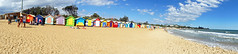 Beach (akituki**) Tags: australia melbourne brightenbeach beach hut sightseeing landscape オーストラリア メルボルン ビーチ ブライトンビーチ shore seashore