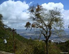 Vista de la ciudad de Caracas desde  el Parque Waraira Repano... (MariaTere-7) Tags: nubes parque waraira repano caracas venezuela vista de maríatere7