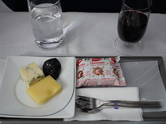 201701029 AB7248 TXL-JFK lunch (taigatrommelchen) Tags: 20170105 flyingmeals airplane inflight meal food lunch business ber airberlin ab7248 a330200 dabxd txljfk