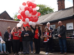 Hillsborough Memorial Service Hillsborough Memorial Service held at Ashby Funeral Care on 15th April 2017 (Scunthorpe Life) Tags: scunthorpe liverpool football lfc hillsborough disaster tragedy jft96
