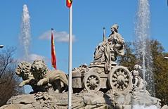 CIBELES (PCampayo) Tags: fuente escultura monumento madrid cibeles 2017 estatua