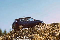 RENAULT CLIO WILLIAMS (MODEL CAR PASSION) Tags: renaul clio series 1 1st first blue gold williams subaru rally 16v 20 model modelcars modelcar diecast norev autoart 118 sunstar jordanscars cave stone small old new best mercedes world auto cars coches ck obama