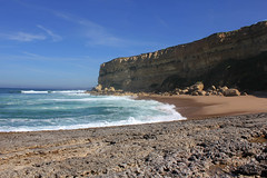 Praia da Foz (hans pohl) Tags: portugal meco sesimbra plages beaches paysages landscapes waves vagues