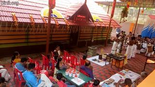 Thrissur Ayinikkat Sree Vanashastha Temple Kalasadina Mahostavam 2