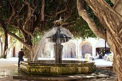 Marsala, Antico Mercato, Brunnen (fountain) (HEN-Magonza) Tags: marsala sizilien sicily sicilia italien italy italia