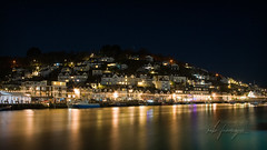 Looe by night (Uncle Berty) Tags: looe town east west fishing harbour harbor river sea seaside side coast coastal water long exposure night time 30sec 30 sec second light lights street boat boats pubs pub bars hotel hotels sky colour color colourful soft sharp cornwall cornish england uk holiday resort escape beautiful quaint