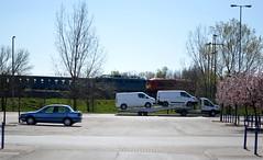 2017_Április_0737 (emzepe) Tags: 2017 április tavasz hódmezővásárhely hungary ungarn hongrie 418 146 m41 series diesel dízelmozdony 431 137 v43 electric engine locomotive villanymozdony train vonat zug tren treno vasút eisenbahn chemin de fer railway railroad mozdony lokomotiv diesellok loco sorozatszámú pályaszám pályaszámú szili csörgő