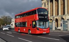HV276 Arriva London (KLTP17) Tags: hv276 lk17afn wrightbus gemini arriva london 19 hydeparkcorner