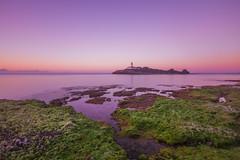 Colores del amanecer (Juan Sastre) Tags: agua mar faro mallorca canon color amanecer mediterraneo orillademar isla costa airelibre cielo