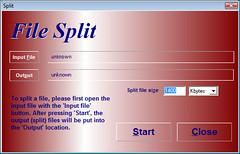 HJSplit by Kashif Anmol (kashifanmol) Tags: file joiner other softwares windows 10 7 8 vista xp