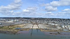 Full casting basin property - April 12, 2017 (WSDOT) Tags: stormwater auction casting basin aberdeen graysharbor aerial property pontoon castingbasin wsdot