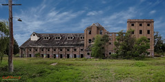 The Maltings at Mittagong. (Kent Johnson) Tags: 1600pcskycompcrpf3549 mittagong derelict abandoned urbex the maltings beer malt brewery architecturalphotography 1914 malthouse3 fujifilmxpro1 xf18mmf2r southernhighlands nsw toothco