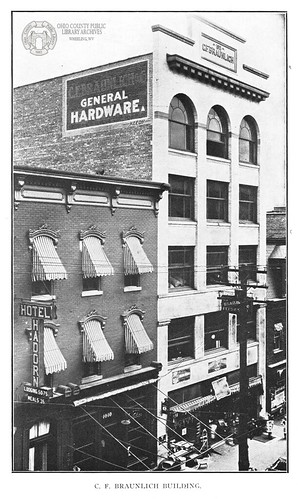 C. F. Braunlich & Co., General Hardware Store Building